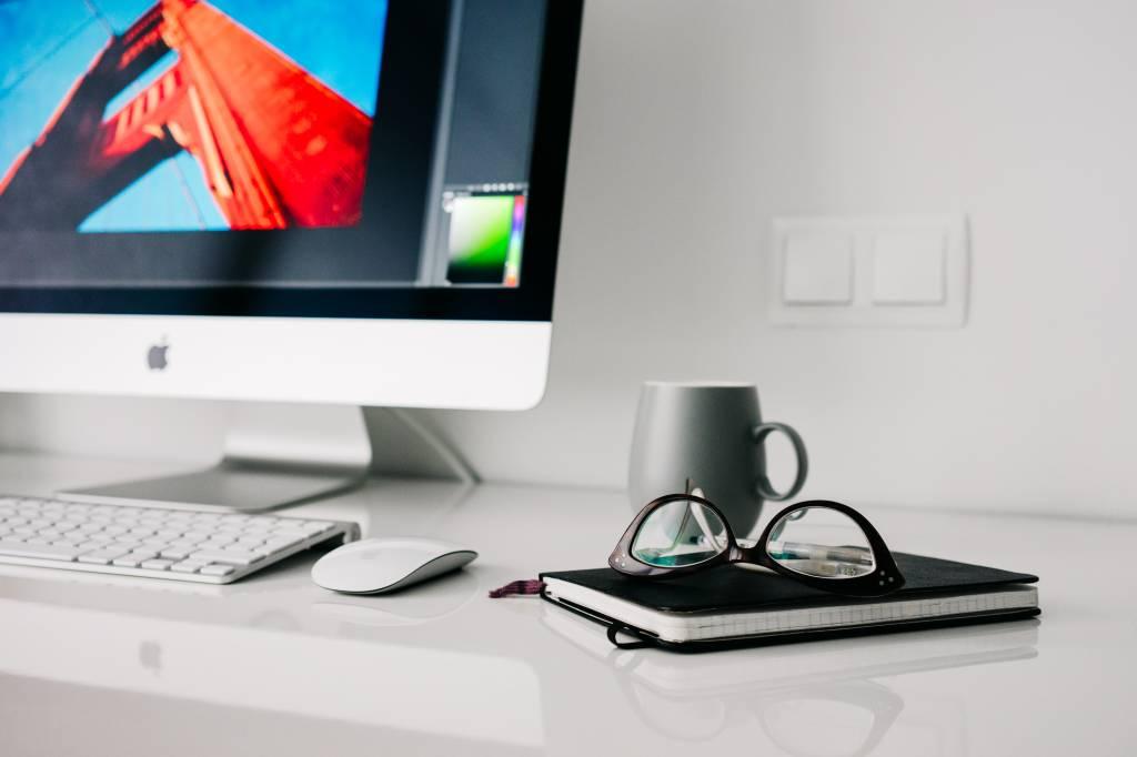 5 tips om je ogen te ontlasten op kantoor