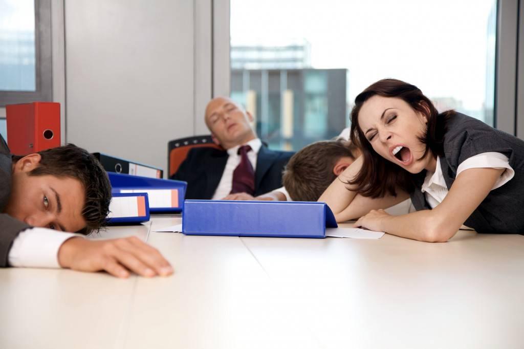 Werkdruk zorgt voor slechte nachtrust