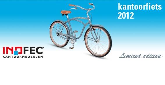 Inofec Kantoorfiets 2012