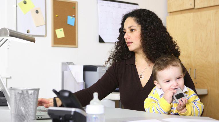 Dagje thuiswerken terwijl de kinderen thuis zijn? Lees hier vijf tips!