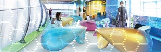 De werkplek in de nabije toekomst