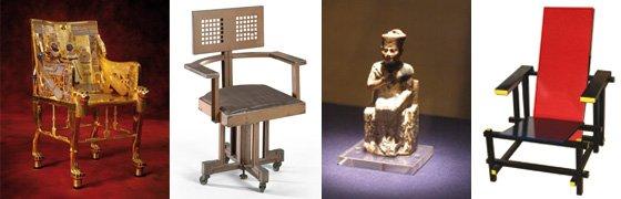 De evolutie van de bureaustoel
