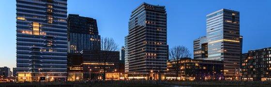 De beste kantoorlocaties van Nederland