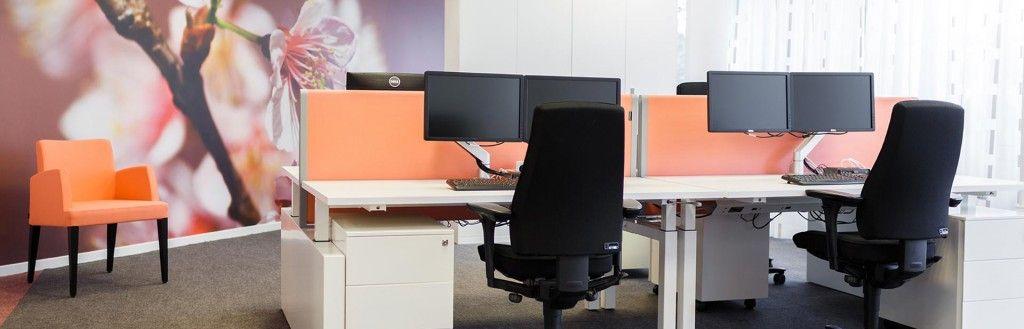 SDW betrekt nieuw kantoorpand met kantoormeubelen van Inofec