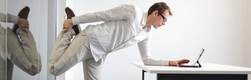 Tips om meer te bewegen op kantoor