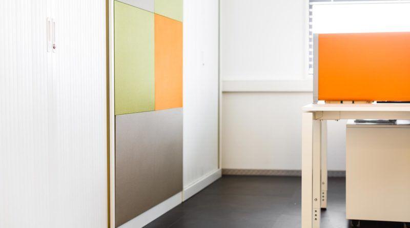 Musthave: akoestische wanden op kantoor