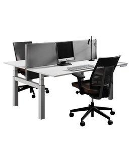 Zit sta bureau Flex Duo elektrisch 160x80