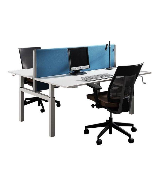 Dubbele werkplek InoFlex slinger