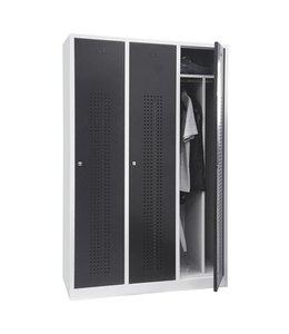 Garderobekast Image XL 180h 3-deurs