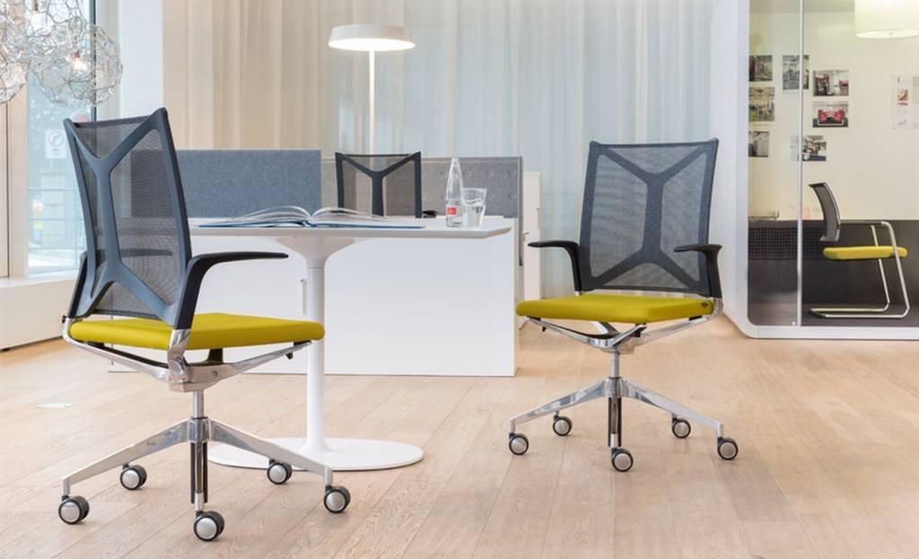 Girsberger: bureaustoelen van Zwitserse precisie