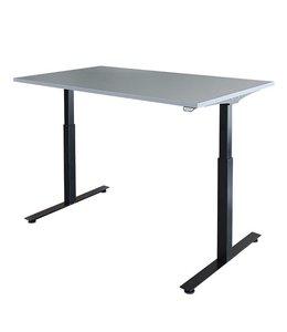 Zit-sta tafel elektrisch 140x80 NEN