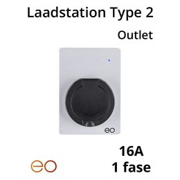 EO Laadstation type 2 Outlet 16A