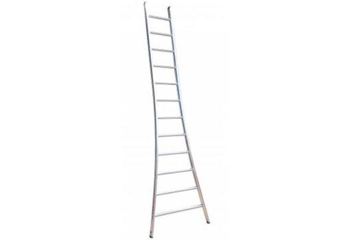 MAXALL Enkele ladder uitgebogen 1x20