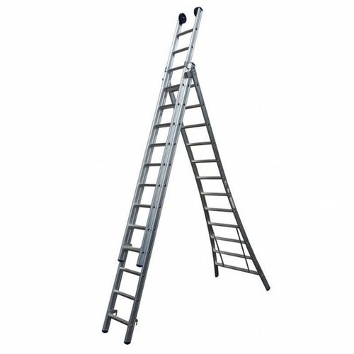 MAXALL® Driedelige reformladder 3x7