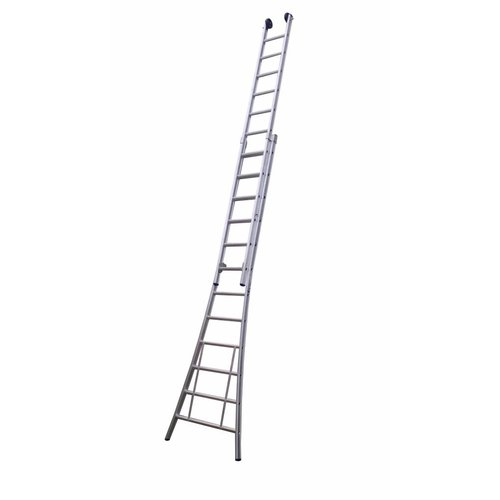 MAXALL Tweedelige ladder 2x16