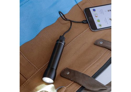 Kikkerland Flashlight power bank