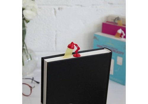 Peleg Design Lightmark Reading Lamp Bookmark