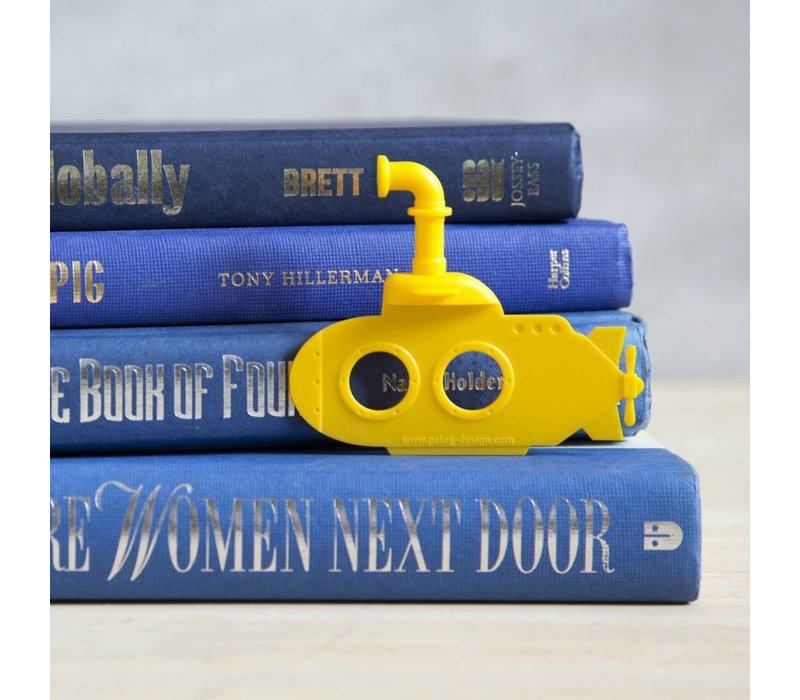 Submark Submarine Bookmark