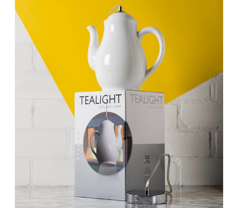 Ceiling lamp Tea can