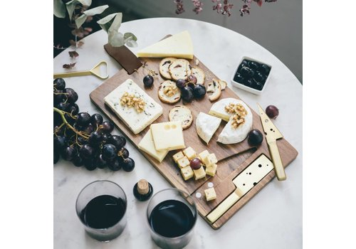 DOIY Cheeseporn Wooden cutting board