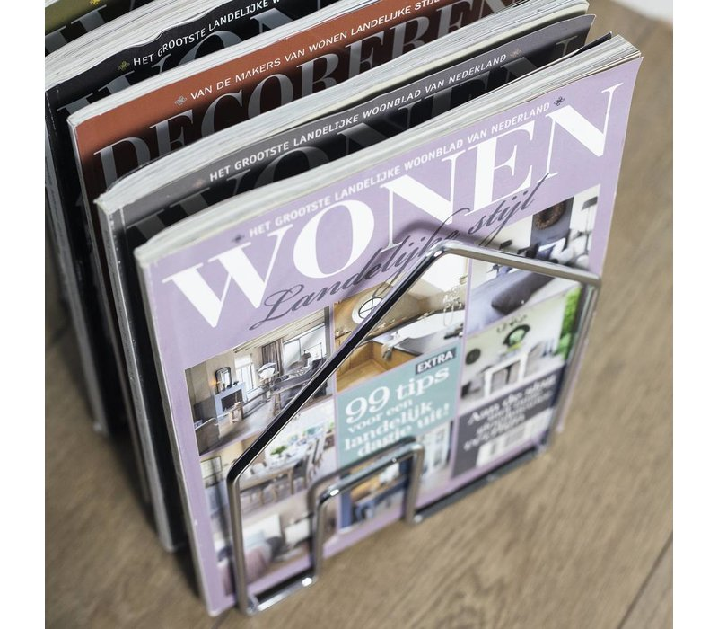 Wirehouse Magazine Holder