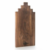 Serving Board Canal House Shape – Walnut