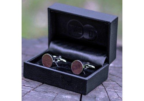 TWO-O Houten manchetknopen