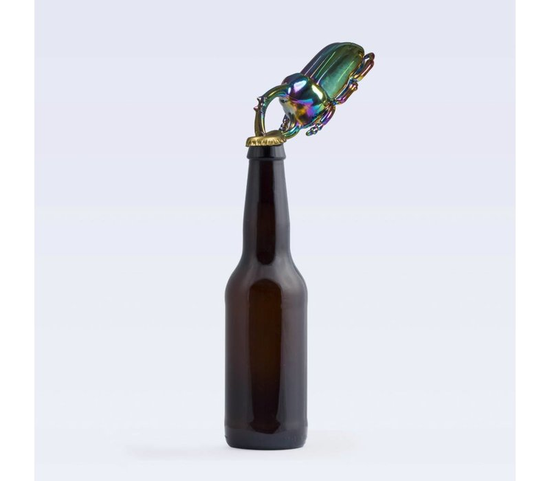 Insectum bottle opener