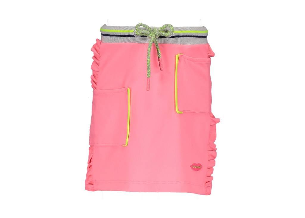 061720798a339c Kidz Art Kidz-Art K801-5724 rok neon roze sa - www.rodykinderkleding.nl