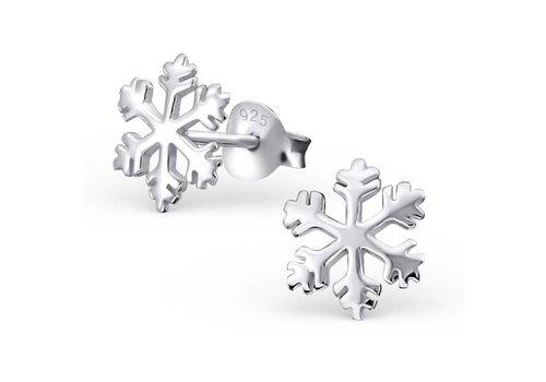 925 ZILVER Sneeuwvlok   925 zilver