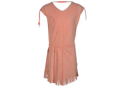 KIESTONE Kie Stone - jurk coral 4900