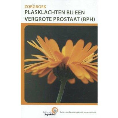 Stichting September Zorgboek - Plasklachten bij vergrote prostaat (BPH)