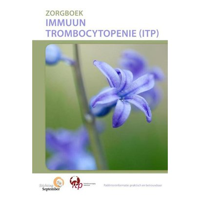 Stichting September Zorgboek - Immuun trombocytopenie (ITP)