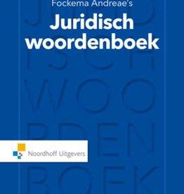 Fockema Andreae's juridisch woordenboek druk 16