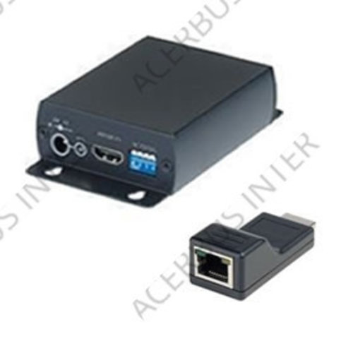 HDMI-UTP Transceiver over 1 CAT5 kabel 1080p max 30mtr set