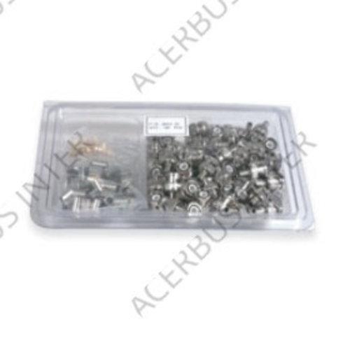 BNC krimpconnector verpakking 100 stuks