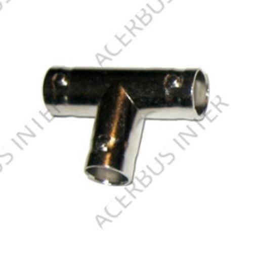 BNC koppelstuk - T Adaptor