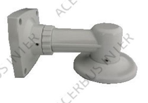 Muursteun voor Conch-dome Wit, type 93mm
