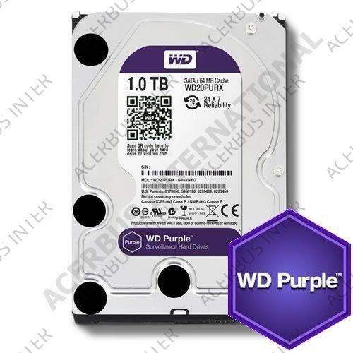 DVR Uitbreiding HDD 1,0 TB Incl. montage