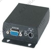 CAT5 lange afstand VGA ontvanger