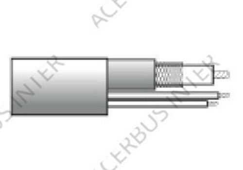 Coax Combi RG59 (RG59 Coax / voeding aders)