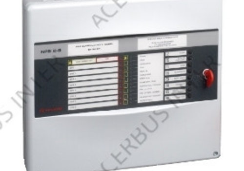 NFS4 4-zone conventionele BMC EN54-2&4