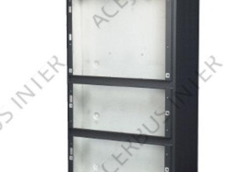 NF3000, Dubbelverh.extra diepe kast 500x840x220mm (CAB-D2)