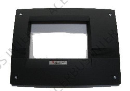 NF3000/NF2000 Basis frontplaat kunststof RAL 7021