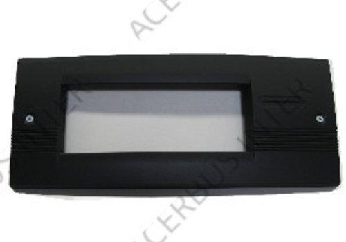 NF3000, Frontplaat voor uitbreiding Kunststof RAL 7021
