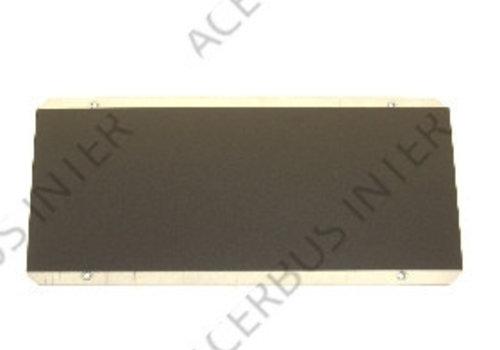 NF3000, Blindplaat voor frontplaat (uitbreiding)