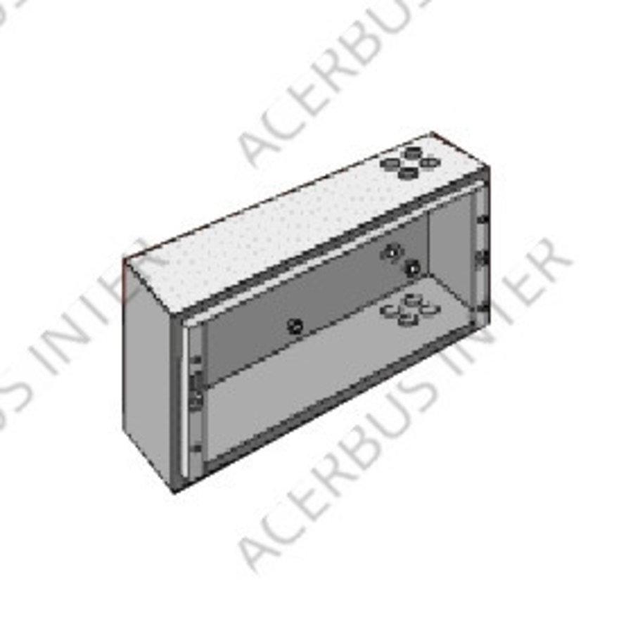 NF3000 Uitbreidingskast tbv accu's tot 17Ah