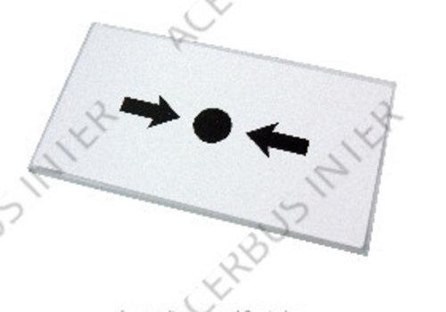 KG/NL Breekglas M700 & MCP serie per 10 st