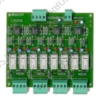ISOX-8 Isolatorprint voor 4 deellussen