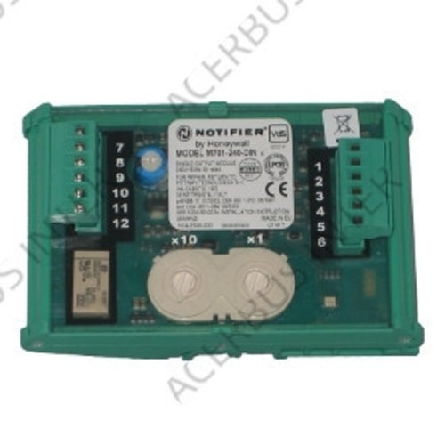 M701-240-DIN Uitgang mod. 240VAC DinRail
